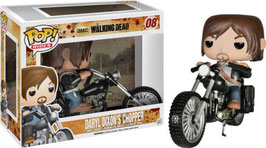 FIGURA POP! THE WALKING DEAD (DARYL DIXON'S CHOPPER)