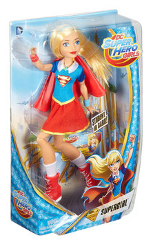 MUÑECA DC SUPER HERO GIRLS BLISTER (SUPERGRIL)