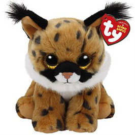 PELUCHE TY LINCE (LARRY)