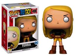 FIGURA POP! TEEN TITANS GO! TERRA