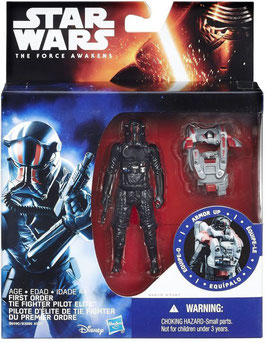 STAR WARS THE FORCE AWAKENS - FIRST ORDER TIE FIGHTER PILOT ELITE