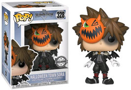 FIGURA POP! KINGDOM HEARTS (HALLOWEEN TOWN SORA)