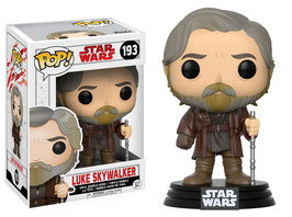 FIGURA POP! STAR WARS EPISODE VIII (LUKE SKYWALKER)
