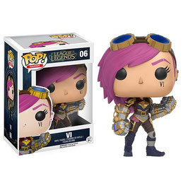 FIGURA POP! LEAGUE OF LEGENDS (VI) nº06