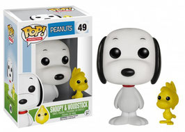 FIGURA POP! SNOOPY & WOODSTOCK