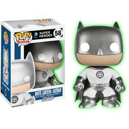 FIGURA POP! WHITE LANTERN BATMAN GITD nº58