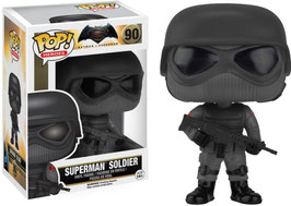 FIGURA POP! BATMAN VS SUPERMAN (SUPERMAN SOLDIER)