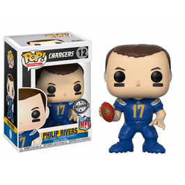 FIGURA POP! CHARGERS (PHILIP RIVERS)