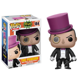 FIGURA POP! BATMAN 1966 (THE PENGUIN) nº184