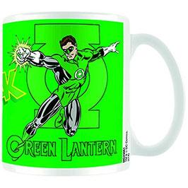TAZA DC COMICS ORIGINALS - LINTERNA VERDE/GREEN LANTERN