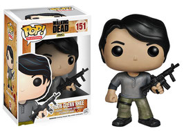 FIGURA POP! THE WALKING DEAD (PRISON GLENN RHEE)
