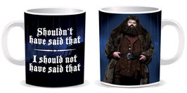 TAZA HARRY POTTER HAGRID XXL