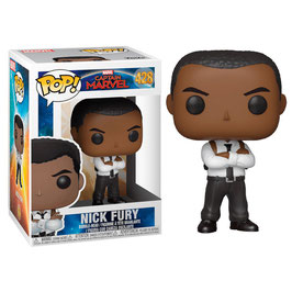 FIGURA POP! CAPTAIN MARVEL (NICK FURY)