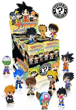 Mystery Minis Shonen Jump (Best of anime series 2)