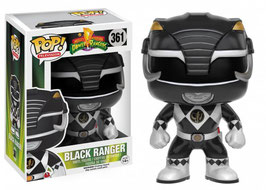 FIGURA POP! POWER RANGERS (BLACK RANGER)