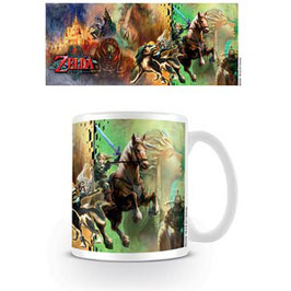 LEGEND OF ZELDA TWILIGHT PRINCESS TAZA CHARACTERS