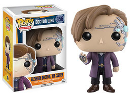 FIGURA POP! DOCTOR WHO (ELEVENTH DOCTOR/MR. CLEVER) Nº356