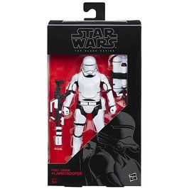 STAR WARS THE BLACK SERIES - FLAMETROOPER 16