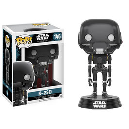 FIGURA POP! STAR WARS ROGUE ONE (K-2SO)