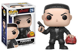 FIGURA POP! DAREDEVIL (PUNISHER CHASE)