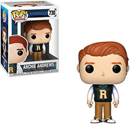 FIGURA POP! RIVERDALE (ARCHIE ANDREWS DREAM SEQUENCE) Nº 730