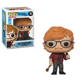 FIGURA POP! ED SHEERAN nº76