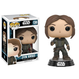 FIGURA POP! STAR WARS ROGUE ONE (JYN ERSO)