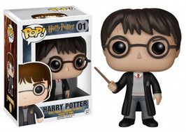 FIGURA POP! HARRY POTTER (HARRY POTTER) nº01