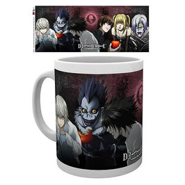TAZA DEATH NOTE CHARACTERS