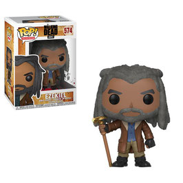 FIGURA POP! THE WALKING DEAD (EZEKIEL) nº574