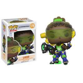 FIGURA POP! OVERWATCH (LUCIO) nº179