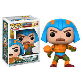 FIGURA POP! MASTERS OF THE UNIVERSE (MAN-AT-ARMS)