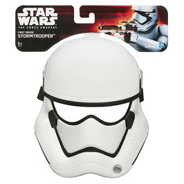 MÁSCARA STAR WARS - FIRST ORDER STORMTROOPER