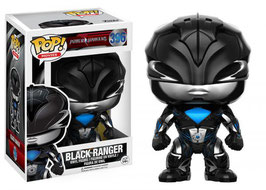 FIGURA POP! POWER RANGERS MOVIE (BLACK RANGER) nº396