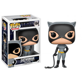 FIGURA POP! BATMAN THE ANIMATED SERIES (CATWOMAN)