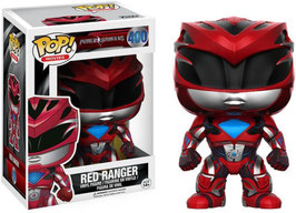 FIGURA POP! POWER RANGERS MOVIE (RED RANGER) nº400