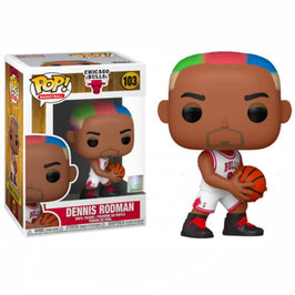 FIGURA POP! NBA CHICAGO BULLS (DENNIS RODMAN) nº103