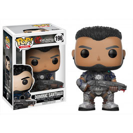 FIGURA POP! GEARS OF WAR (DOMINIC SANTIAGO) nº196