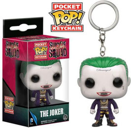 LLAVERO POCKET POP! SUICIDE SQUAD - THE JOKER