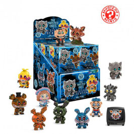 Mystery minis Five Nights at Freddy's The Twisted Ones