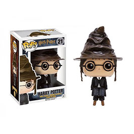 FIGURA POP! HARRY POTTER (HARRY POTTER SORTING HAT) nº21
