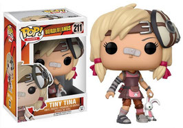 FIGURA POP! BORDERLANDS (TINY TINA) nº211