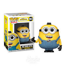 FIGURA POP! MINIONS THE RISE OF GRU (PET ROCK OTTO) Nº903