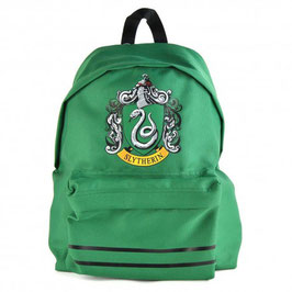 MOCHILA HARRY POTTER SLYTHERIN (VERDE)