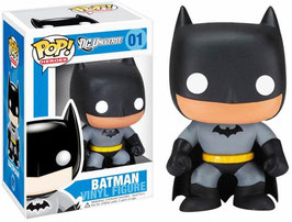 FIGURA POP! BATMAN (DC SUPER HEROES) nº01