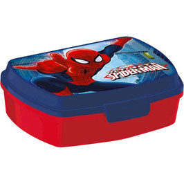 SANDWICHERA SPIDERMAN (AZUL Y ROJA)
