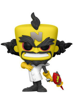 FIGURA POP! CRASH BANDICOOT (NEO CORTEX)