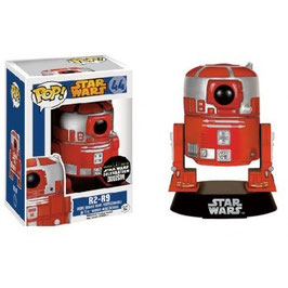 FIGURA POP! STAR WARS (R2-R9)