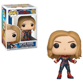 FIGURA POP! CAPTAIN MARVEL (CAPTAIN MARVEL)