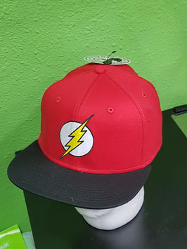 GORRA ROJA BÉISBOL FLASH
